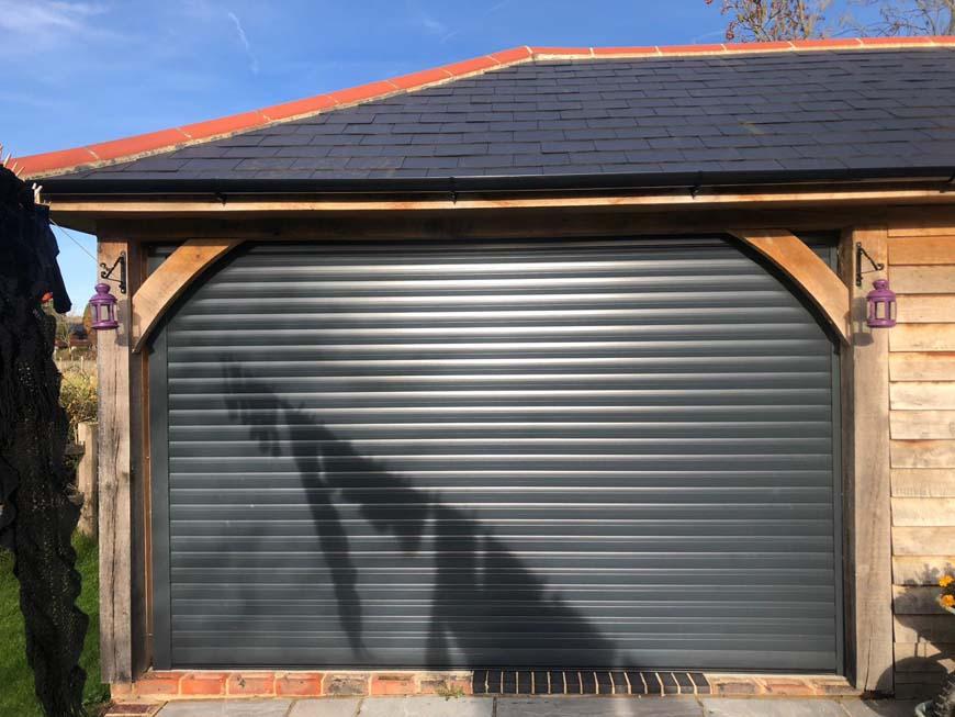 How To Lubricate Roller Garage Doors Top Choice Doors